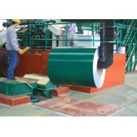 Quality PPGI / PPGL Metal Coils Pre-Painted Galvanized Steel Coil Width Tolerance +/-0.2mm for sale