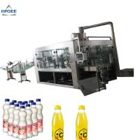 Quality Carbonated Beverage Can Filling Machine / Aluminum Can Filling Machine for sale