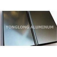 Quality Polished Coated Aluminum Window / Door Frame Profile T5 , T6 Temper for sale