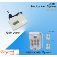 Quality Senior GSM Medical alert Alarm system : Help Alarm Auto Dialer, Auto Dial and Play Voice for sale