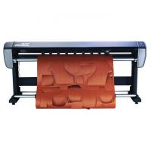 China Digital Garment Plotter Machine , Single Color Fabric Printing Machine on sale