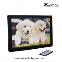 Best Indoor Full HD Wall Mount LCD Display Advertising TV Screens With IR Touch Screen wholesale