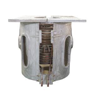 Quality Metal Gold Steel Scrap Melting Furnace 100kg for Electric Industrial for sale