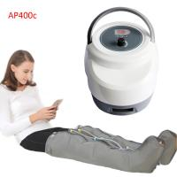 Quality White Calf Ankle And Foot Massager , AC220V / 110V Foot Calf And Thigh Massager for sale