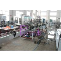 Quality 2000BPH Carbonated Beverage Filling And Capping Machines Electric Bottle Beer Filling Line for sale