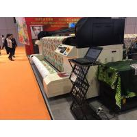 Buy cheap Industrial High Speed Digital Textile Printing Machine With High Resolution from wholesalers