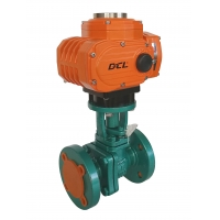 Buy cheap PTC Overheating Protector DN50 Explosion Proof Valve Actuator from wholesalers