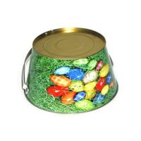 Quality Wholesale easter tin buckets for sale