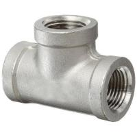 Quality Forged Alloy Pipe Fittings SS Elbow Reducer Tee Cap Round Head Code DN15 - DN2400 for sale