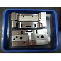 Quality Customized EDM Spare Parts / Machining Caride Parts Of Sliders For Injection Mold for sale