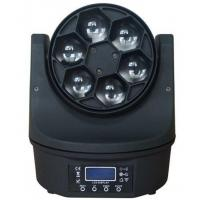 Quality 6x10w Bee Eyes 4 In 1 RGBW LED Moving Head Light For Party Events  DJ Night Club Disco LED stage light for sale