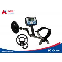 Quality Long Distance Diamond Gold Underground Metal Detector Waterproof CE FCC ROHS ISO for sale