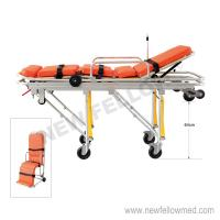 Buy cheap NF-A3-1(diameter 150mm wheel)China Emergency Ambulance Stretcher Cot from wholesalers