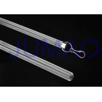 Quality Weather Resistant Flexible Curtain Rod, Durable Safe Bow Window Curtain Rod for sale