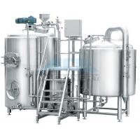 Quality 10 Bbl Brewhouse 1000L Beer Brew Kettle with Fermenter for sale