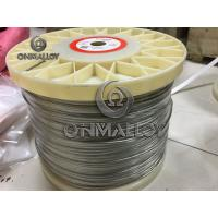 Best Heater Core Nichrome Alloys Wire 19 Strands Cr20Ni80 NiCr Heating Wire 0.523mm wholesale