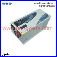 Best 3KW Factory Price Offer Inverters dc to ac solar inverter from china with LCD display wholesale
