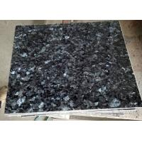 Quality Natural Azul Blue Pearl Royal Polished Norway Blue 12X12 Granite stone tiles slabs for sale