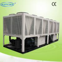 Best Two compressor Air Source Heat Pump Air Cooled Water Chiller Units R22 wholesale