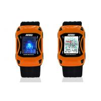 Quality Car Shape Children LCD Digital Sports Watch With Hourly Chime for sale