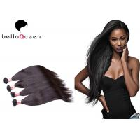 China Professional Black Women Silky Straight Human Hair Extension No Shedding on sale