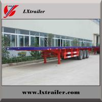 Best Made in china 40ft skeleton truck semi container chassis trailer wholesale