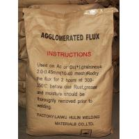 Agglomerated flux type LHSJ101 for Submerged- ARC- welding flux, Welding flux