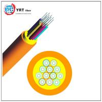 Quality Micro distribution fiber cable GJFV indoor optical cable for sale