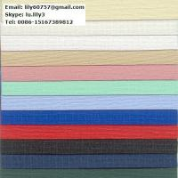 Quality 18 OZ Matte Emnossed Heavy Duty Fire Retardant PVC Coated Fabric for sale