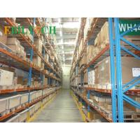 Quality Custom Warehouse Racking System FEM Certificated Standard , Warehouse Rack Numbering System for sale