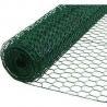 Best PVC coated and galvanized hexagonal wire mesh/anping hexagonal mesh wholesale
