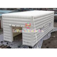 Best White Outdoor Inflatable Party Tent Serurity Guarantee EN14960 Certificate wholesale