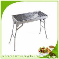 China Stainless steel Picnic BBQ Charcoal Grill on sale
