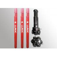 Quality Low Air Pressure Down The Hole Hammer HBR Series For Shank BR1 BR2 BR3 for sale