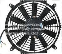 Quality XCMG wheel loader ZL50G SPARE PART Condensaling Wind Blower 860118421 for sale
