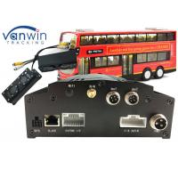 China 98% High Accurate Public Bus People Counter With GPS GPRS 3G 4G WIFI Mobile Vehicle DVR on sale
