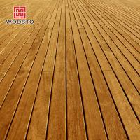 Quality high strength wood plastic synthetic decking WD18-3 for sale