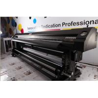 Quality Auto Calibrate Double Side Printer with Epson DX7 head for flex banner for sale