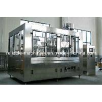 Quality Carbonated Beverage Washing-Filling-Capping Machine Monobloc 3in1 (CGFD18-18-6) for sale