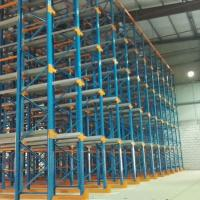 Quality Safe Medicine Warehouse Storage System Steel Material SGS Certification for sale