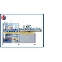 Quality 380V Bottle Case Packer Machines 0.5 - 0.7 MPa Air Pressure Adjustable Speed for sale