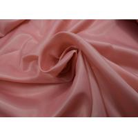 Quality 100 Polyester Twill Lining Fabric , Stretch Twill Fabric SGS Certification for sale