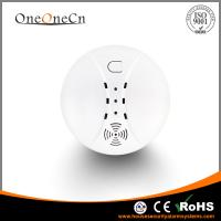 Quality Conventional Photoelectric Smoke Detector Alarm 433MHz Passed EN14604 for sale
