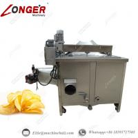 Quality Potato Chips Frying Machine|Automatic Potato Chips Fryer|Potato Chips Frying Manufacture|Industrial Potato Chips Fryer for sale