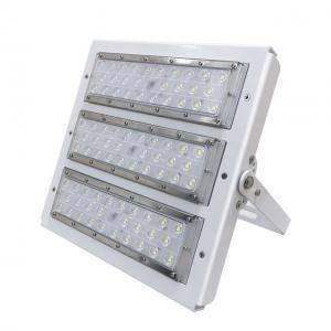 Quality Modular Design 150W High Efficiency 160lm/w LED Flood Light IP66 Waterproof for sale