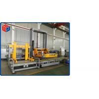 Quality High Automation HMI Low Level Palletizer Gantry Type With Smooth Surface for sale