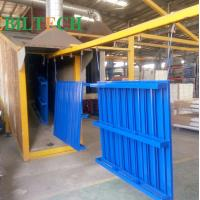 Quality Heavy duty Galvanized Stackable Steel Pallets 2 - Way / 4 - Way   Standard 1200 x 1000 for sale