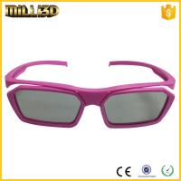 Best cheap circular polarized film reald 3d glasses  suitable for cinema wholesale