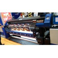 Quality High Speed UV Epson Inkjet Printer 1700mm With White / Grossy ink for sale