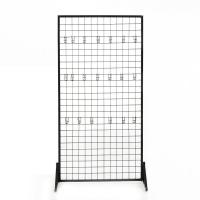 Quality Multi - Functional Divider & Partition Commercial Wire Shelving , Metal Rolling Display Rack for sale